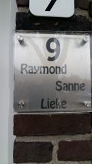 Sanne Heinen en Lieke Ritt hant jet mit inne Raymond?