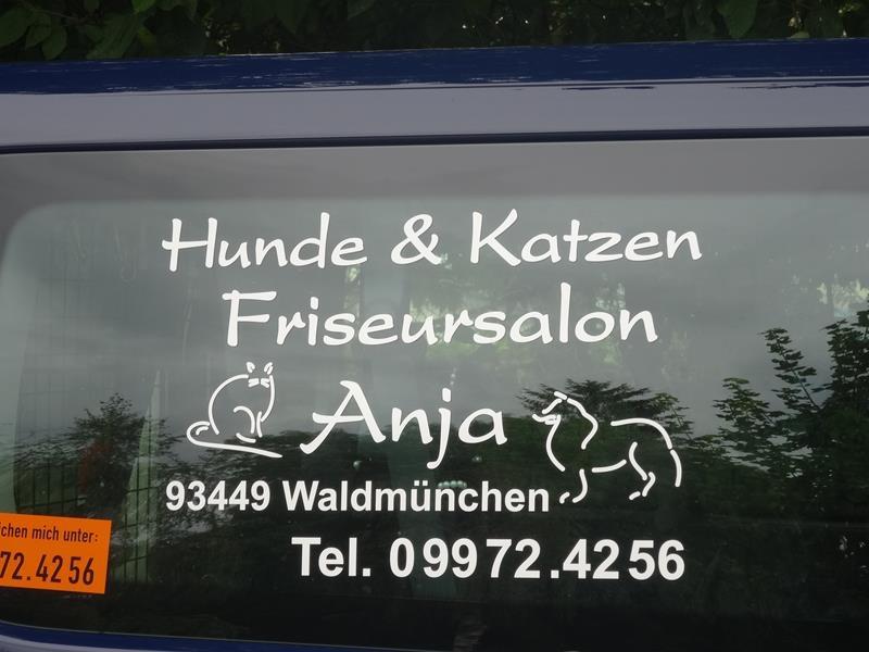 Anja hat jet mit hoar....