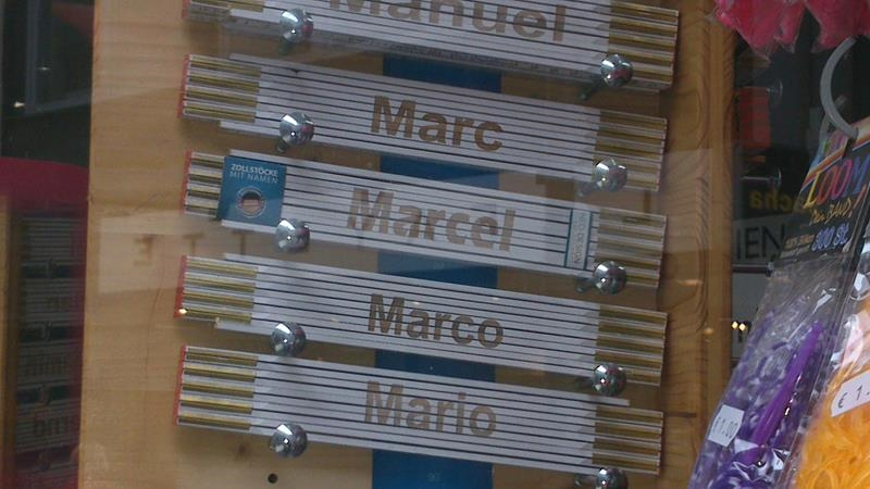 En d'r Marcel Hinzen hat óch inne van inne meter