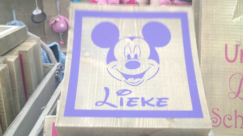Lieckey Mouse?