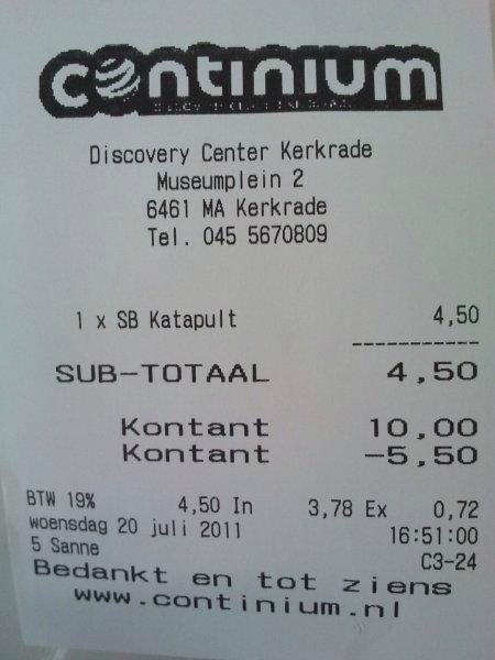 't Sanne Heinen wirkt bij Continium!