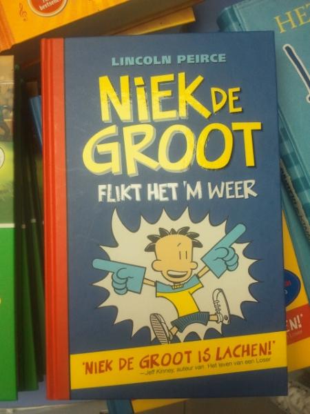 Weë is Niek de Groot?