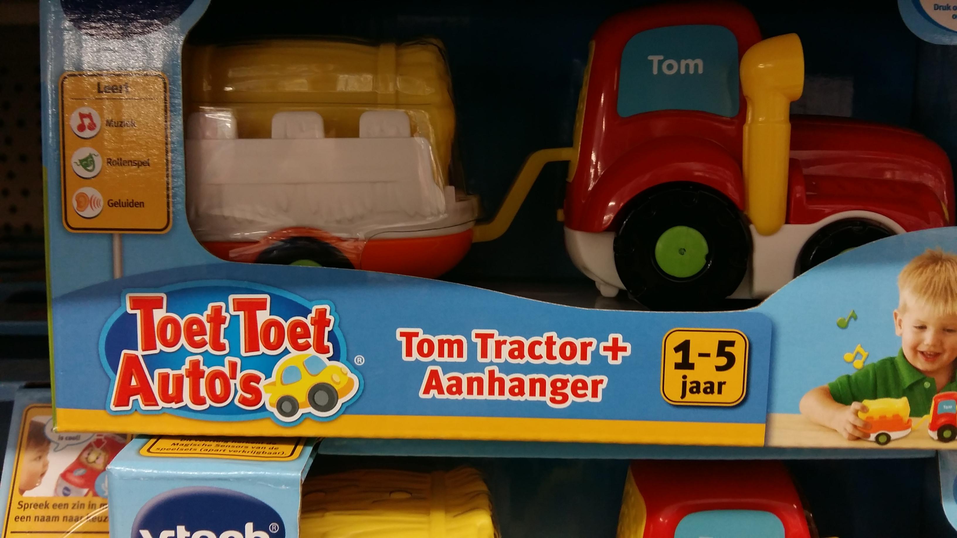 D'r Tom is jód óp wèg