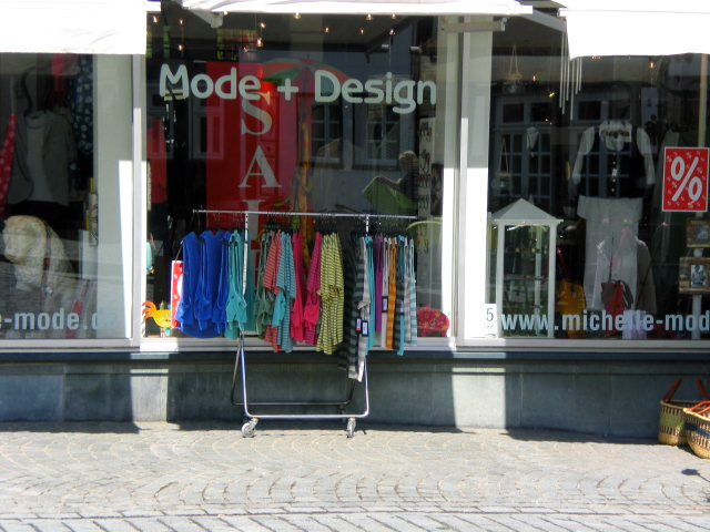 't Michelle de Groot hat e kleier-jesjef