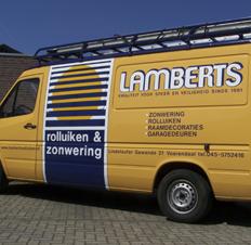 Lamberts Rolluiken Voelender